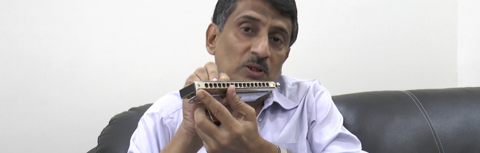Learn Harmonica the Proper way from Apoorva Bhatt